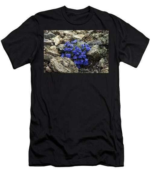 Men's T-Shirt (Slim Fit) featuring the photograph Determination by Jeremy Rhoades