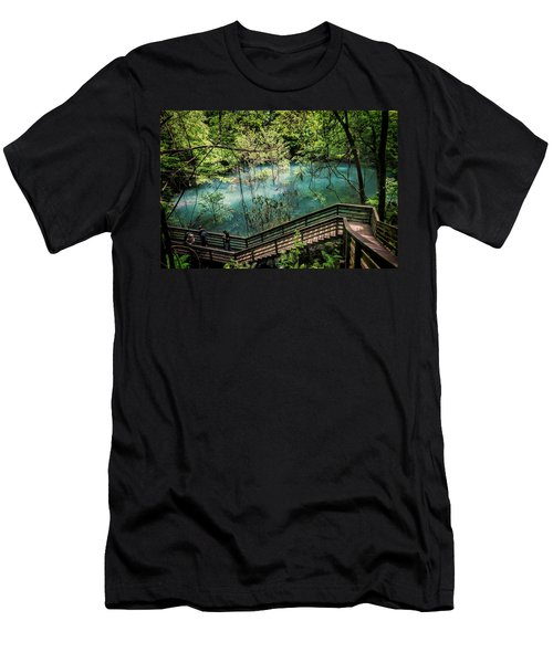 Devil's Millhopper Men's T-Shirt (Athletic Fit)