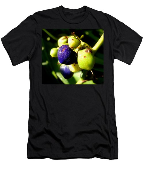 Dew Kissed Men's T-Shirt (Slim Fit) by Pamela Walton