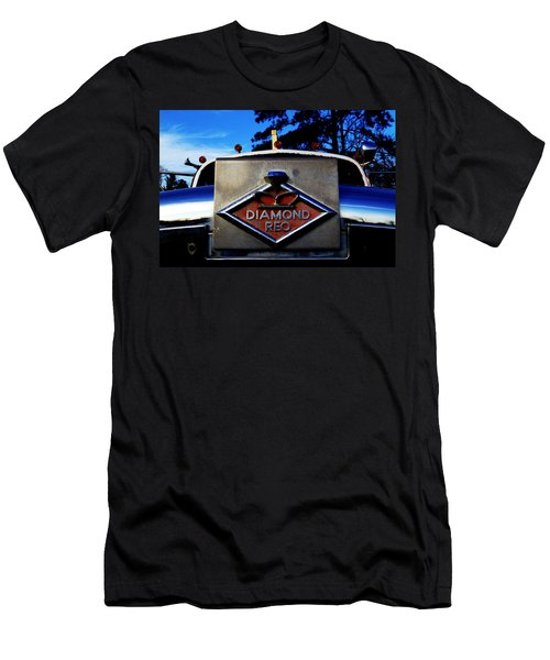 Diamond Reo Hood Ornament Men's T-Shirt (Athletic Fit)