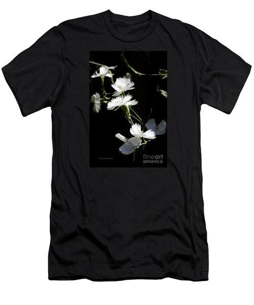 Dianthus Men's T-Shirt (Athletic Fit)