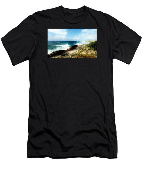Diorama Men's T-Shirt (Athletic Fit)
