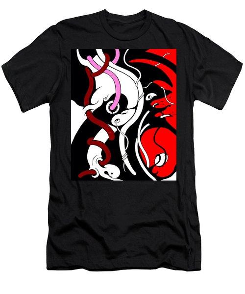 Disturbing Men's T-Shirt (Athletic Fit)