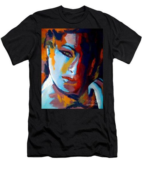 Divided Men's T-Shirt (Athletic Fit)