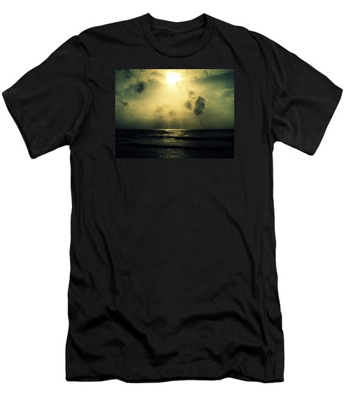 Divine Light Men's T-Shirt (Slim Fit) by Salman Ravish