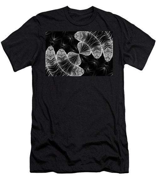 Division Men's T-Shirt (Slim Fit) by Kristin Elmquist