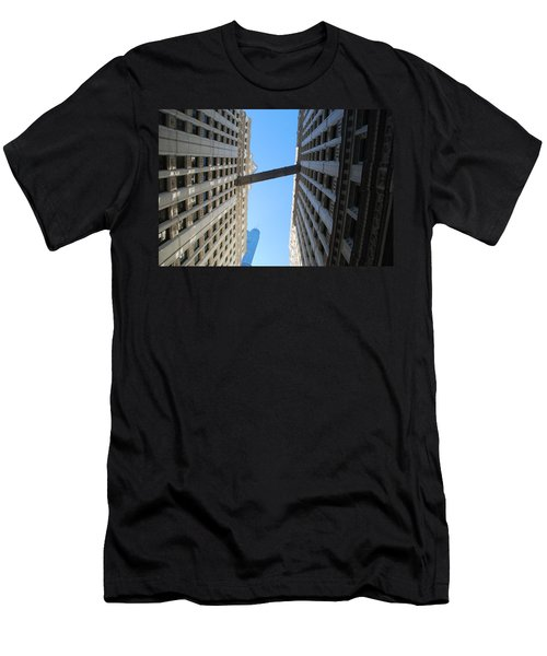Men's T-Shirt (Slim Fit) featuring the photograph Dizzy by Richard Bryce and Family