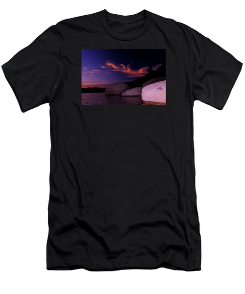 Men's T-Shirt (Slim Fit) featuring the photograph Do You Believe In Dragons? by Sean Sarsfield