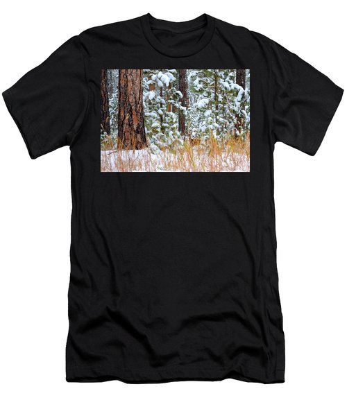 Do You See Me Men's T-Shirt (Athletic Fit)