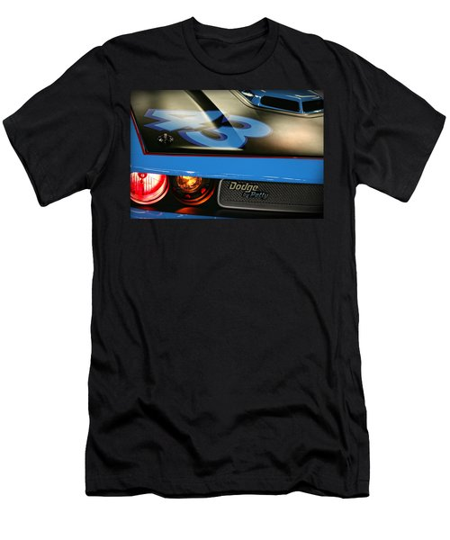 Men's T-Shirt (Slim Fit) featuring the photograph Dodge By Petty by Gordon Dean II