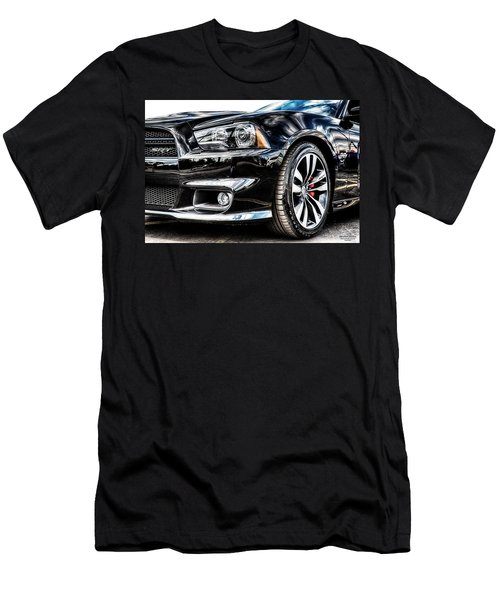 Dodge Charger Srt Men's T-Shirt (Athletic Fit)