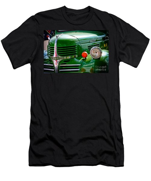 Dodge Truck Men's T-Shirt (Slim Fit) by Les Palenik