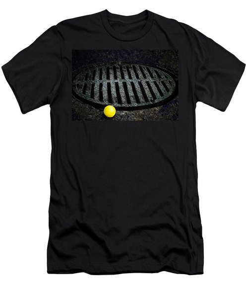 Dogs Eye View Men's T-Shirt (Athletic Fit)