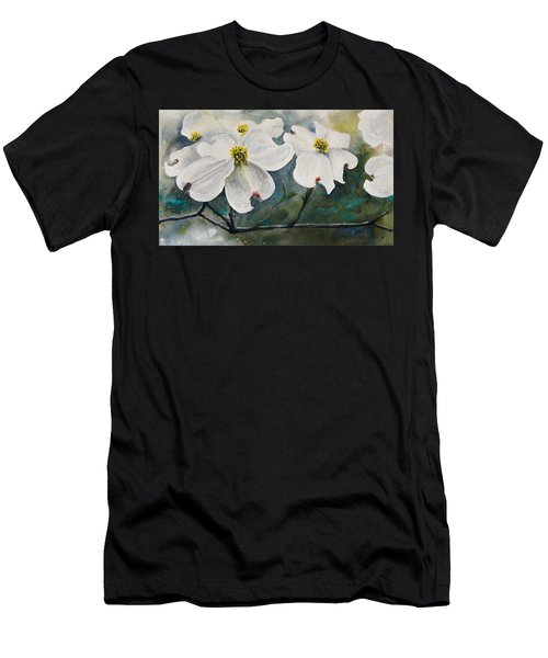 Dogwood 7 Men's T-Shirt (Athletic Fit)