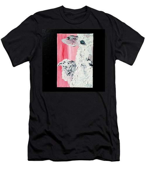 Dolly And Dot Men's T-Shirt (Athletic Fit)