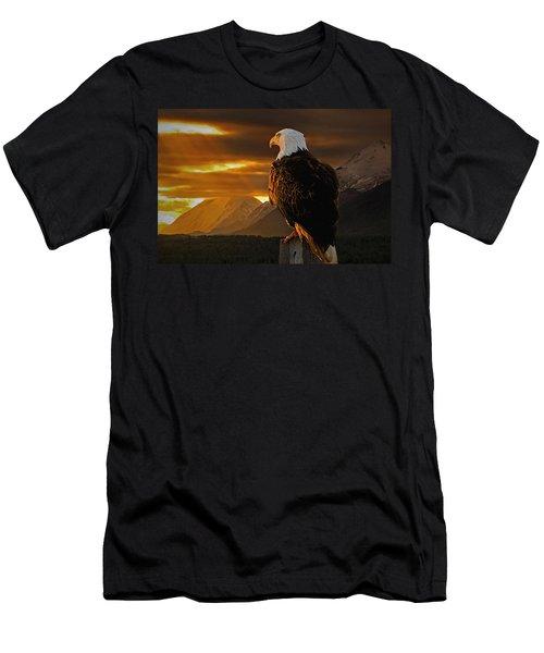 Domain Men's T-Shirt (Athletic Fit)