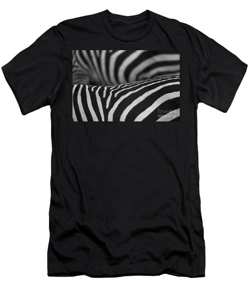 Double Vision... Men's T-Shirt (Athletic Fit)