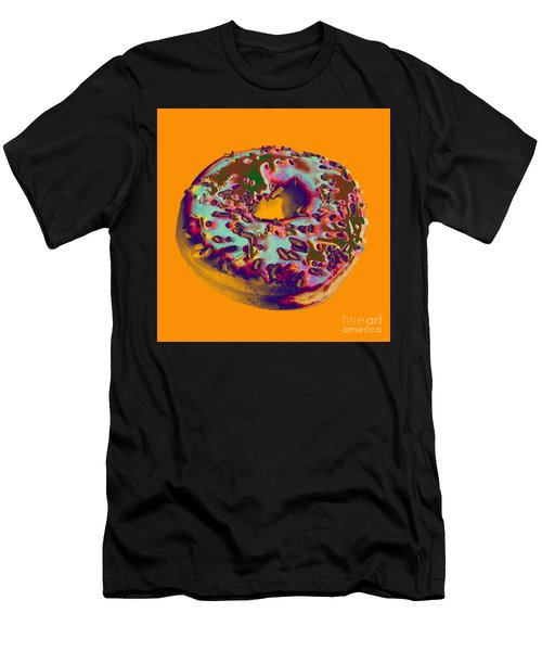 Doughnut Men's T-Shirt (Athletic Fit)