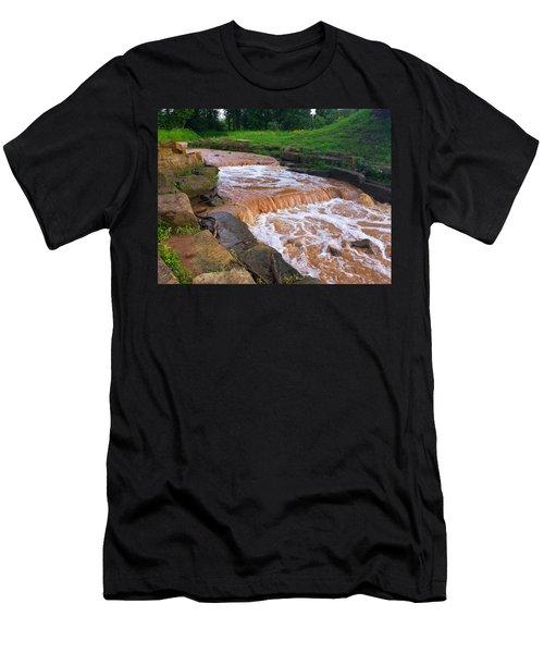 Down A Creek Men's T-Shirt (Athletic Fit)