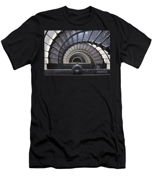 Downward Spiral Men's T-Shirt (Athletic Fit)