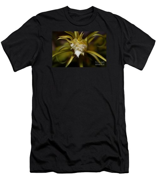 Men's T-Shirt (Slim Fit) featuring the photograph Dragon Flower by David Millenheft