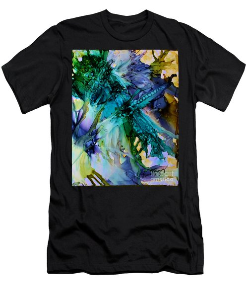 Dragonfly Dreamin Men's T-Shirt (Athletic Fit)