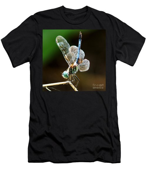 Dragonfly Headstand Men's T-Shirt (Athletic Fit)