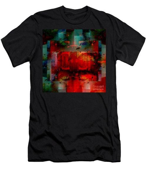 Drama Men's T-Shirt (Slim Fit) by Barbara Moignard