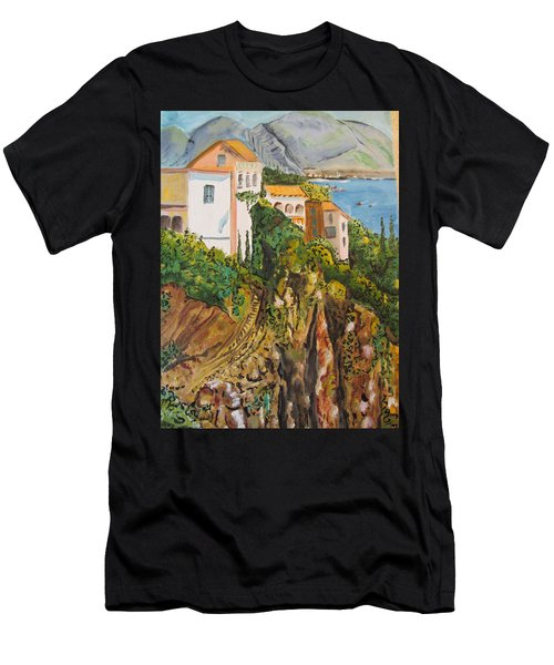 Dream Vacation Men's T-Shirt (Athletic Fit)
