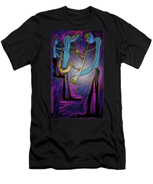 Dreamers 00-001 Men's T-Shirt (Athletic Fit)