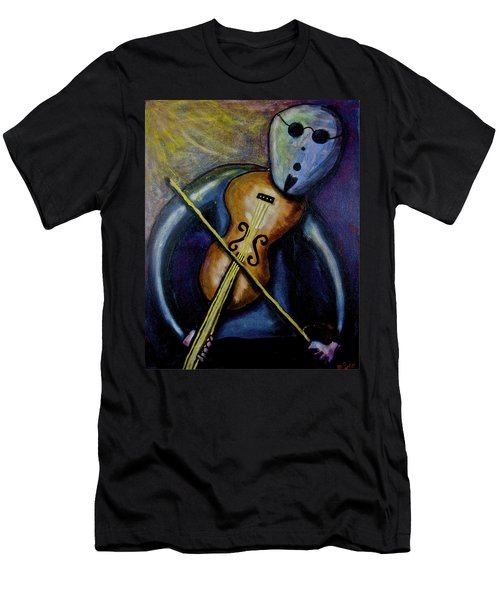 Dreamers 99-002 Men's T-Shirt (Slim Fit) by Mario Perron