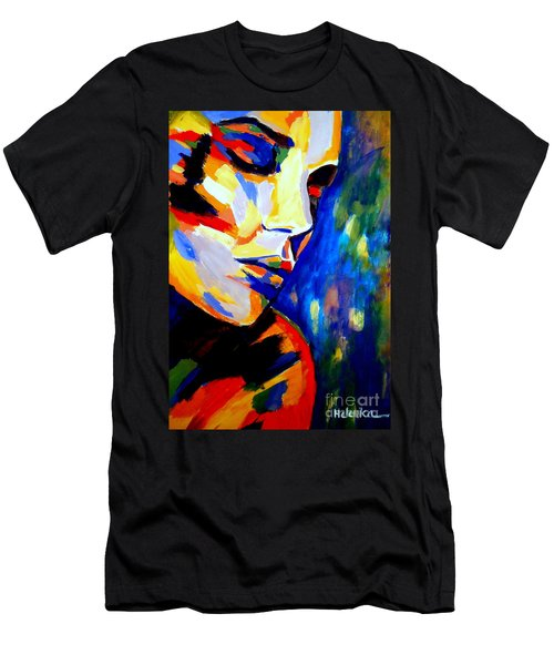 Dreams And Desires Men's T-Shirt (Slim Fit) by Helena Wierzbicki