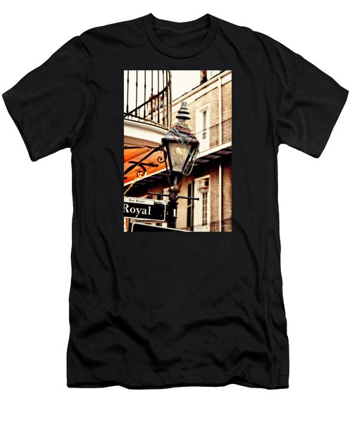 Dressed For The Party Men's T-Shirt (Slim Fit) by Scott Pellegrin