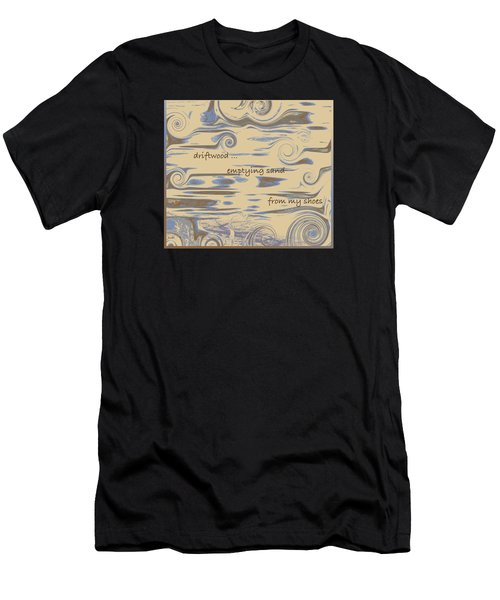 Driftwood Haiga Men's T-Shirt (Athletic Fit)