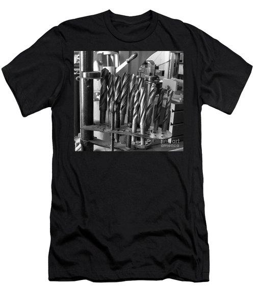 Drill Bits Men's T-Shirt (Athletic Fit)