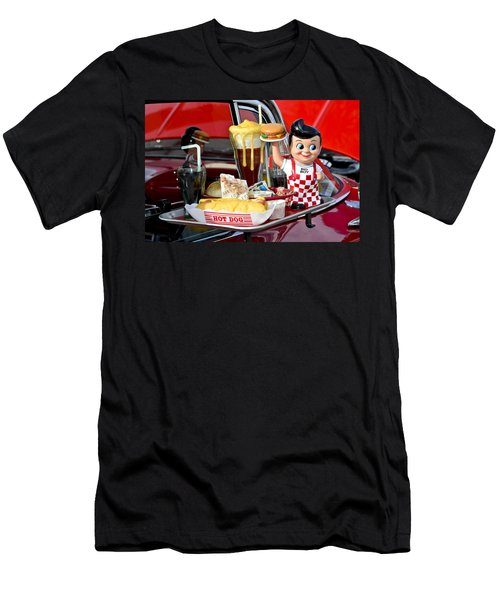Drive-in Food Classic Men's T-Shirt (Athletic Fit)