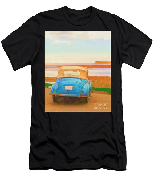 Drive To The Shore Men's T-Shirt (Athletic Fit)