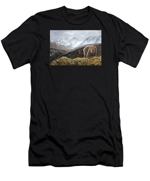 Driven To Rest Men's T-Shirt (Athletic Fit)