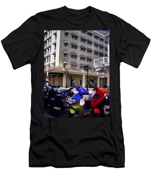 Drivin Duval Men's T-Shirt (Athletic Fit)