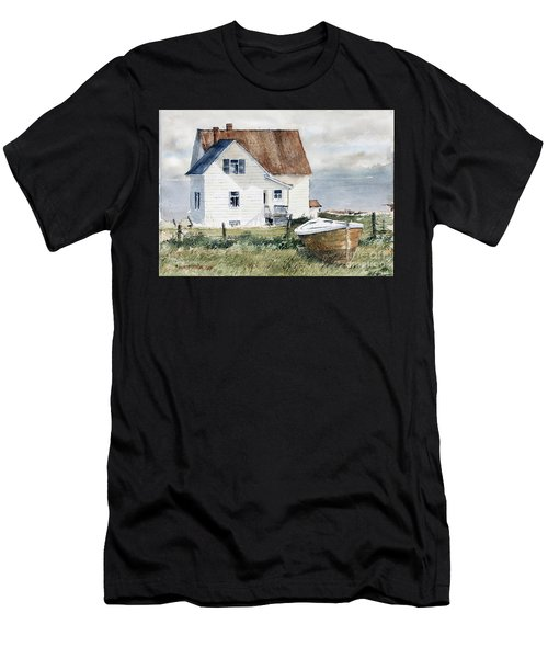 Morning Sunlight Men's T-Shirt (Athletic Fit)