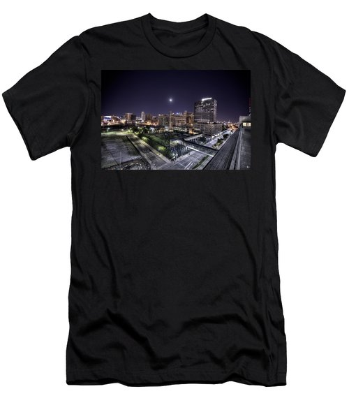 Dte In Detroit Men's T-Shirt (Athletic Fit)
