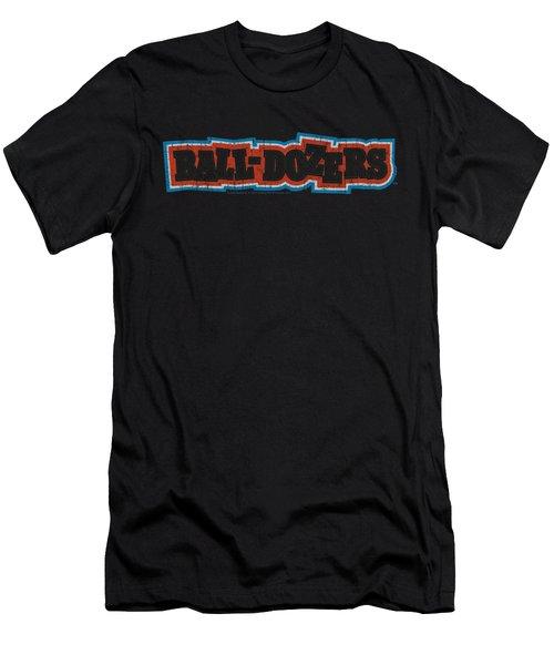 Dubble Bubble - Balldozers Men's T-Shirt (Athletic Fit)