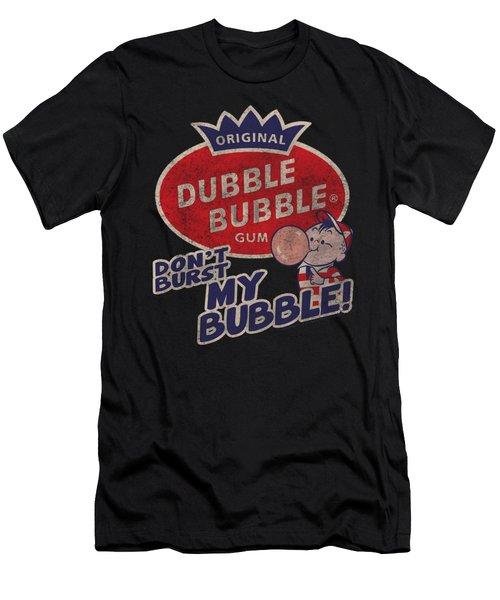 Dubble Bubble - Burst Bubble Men's T-Shirt (Athletic Fit)