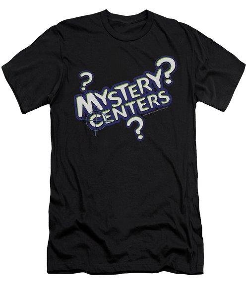 Dubble Bubble - Mystery Centers Men's T-Shirt (Athletic Fit)