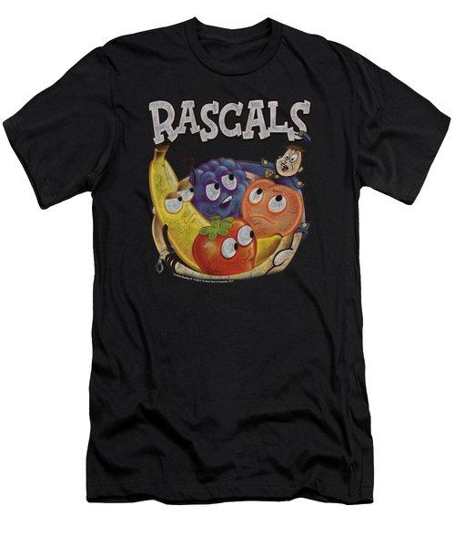 Dubble Bubble - Rascals Men's T-Shirt (Athletic Fit)