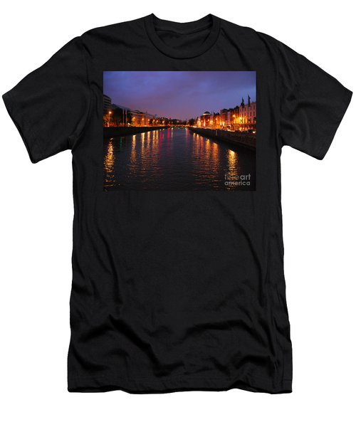 Dublin Nights Men's T-Shirt (Athletic Fit)