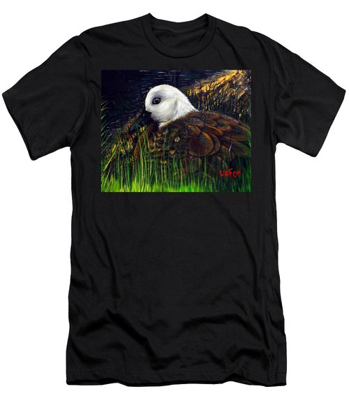 Duck At Dusk Men's T-Shirt (Athletic Fit)