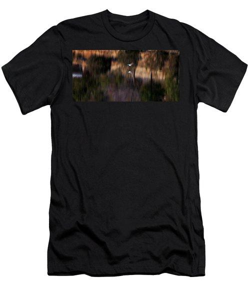 Duck Scape 2 Men's T-Shirt (Athletic Fit)