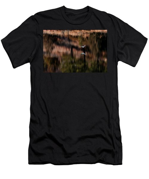 Duck Scape Men's T-Shirt (Athletic Fit)