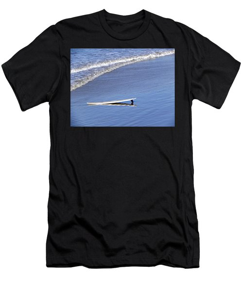 Dude Where Is My Surfer Men's T-Shirt (Athletic Fit)